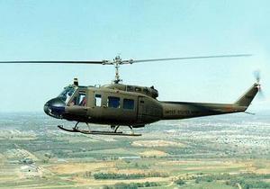 В США в результате столкновения двух вертолетов погибли семь морпехов