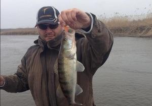 Добкина оштрафовали за рыбалку во время нереста