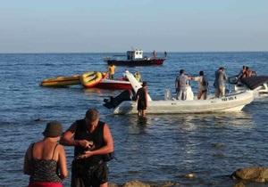 Капитан затонувшей под Феодосией лодки не имел разрешения на перевозку пассажиров