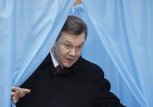 ПР: На одном из участков в Донецке Янукович набрал 92%
