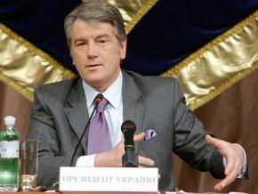 Ющенко требует срочно запустить нефтепровод Одесса-Броды в аверсном режиме