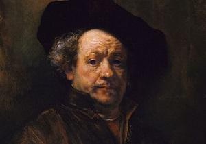 В США украли рисунок Приговор Рембрандта