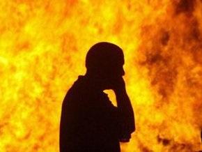 Во Львове сожгли автомобиль депутата горсовета