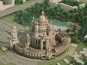 В Киеве появится самый высокий в Европе православный храм