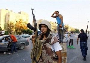 Гриценко: Выше вероятность того, что в Ливии воюют российские снайперы, а не украинские