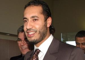 Саади Каддафи остается под домашним арестом в Нигере