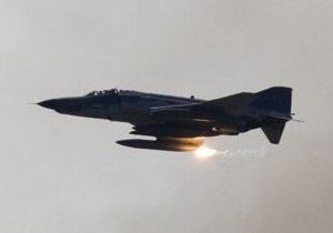 Дамаск: Истребитель турецких ВВС был сбит над Сирией