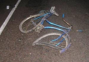 В Беларуси украинец сбил насмерть местного велосипедиста