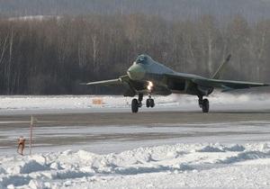 В России начался основной этап испытаний истребителя пятого поколения