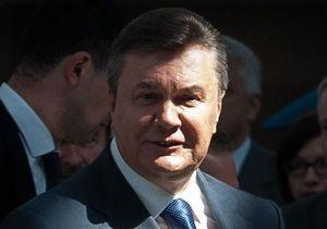 Янукович подписал языковой закон