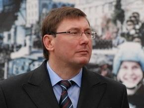 Луценко рассказал о погроме на Майдане и допросе Балоги
