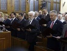 Парламент Сербии утвердил новое правительство