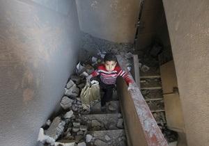 Несколько районов Газы остались без света - СМИ