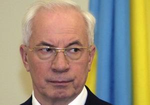 Азаров: В стране нагнетается ситуация безысходности