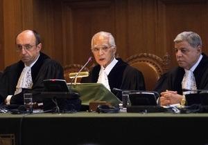 Международный суд ООН: Отделение Косово от Сербии не является нарушением закона