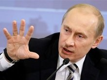 Большинство украинцев доверяют Путину