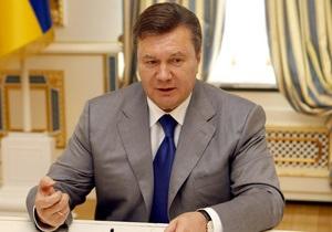 Янукович поручил Азарову защитить украинских экспортеров