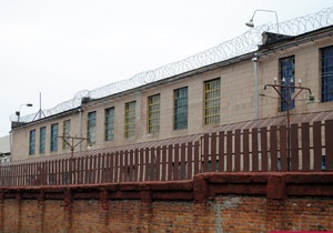 Заключенных Качановской колонии поздравили с Новым годом