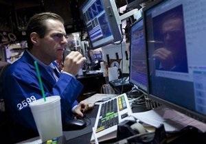 Мировые фондовые биржи закрылись снижением