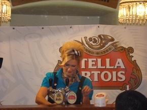 «Звездные бармены» выступают за культурное употребление пива