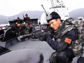 Военные корабли Китая отправились на борьбу с сомалийскими пиратами
