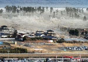 В Японии назвали число иностранцев, погибших при землетрясении и цунами