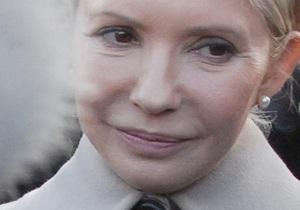 Тимошенко официально просит Генпрокуратуру закрыть возбужденное против нее дело