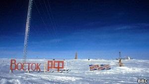 Пресса Британии: кто первым вскроет озера в Антарктиде?