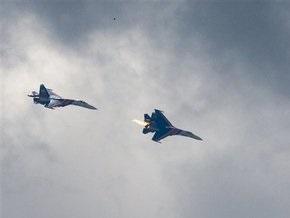ВВС РФ: Столкнувшиеся под Жуковским Су-27 были исправны