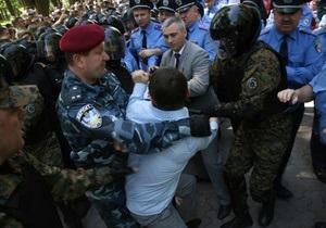 Столкновения 9 мая: в Тернополе судили свободовцев