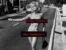 Неизвестная Монро оказалась Мадонной
