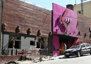 Аргентина предоставит Бразилии донорскую кожу для пострадавших во время пожара