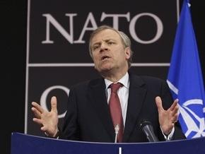 НАТО не отказывается от ПДЧ для Украины и Грузии - Схеффер