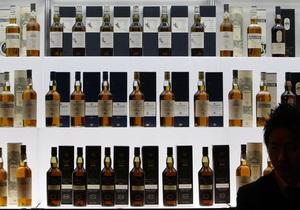Минэкономики хочет ввести минимальные цены на импортный алкоголь