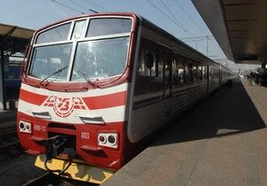 Укрзалізниця возмущена долгами Киева за городскую электричку