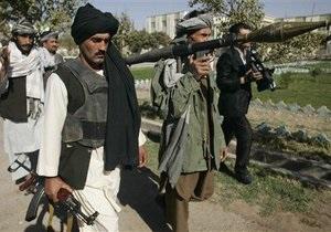 Глава МИД Британии подтвердил переговоры с Талибаном