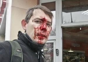За избиение журналистов в донецком супермаркете охранник отработает 150 исправительных часов
