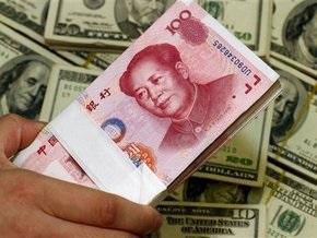 В Китае рекордно выросли валютные резервы - до $2 трлн