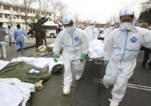 СМИ: Японию спасают 50 камикадзе