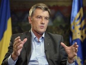 Ющенко объяснил, почему не продвигается очередь на получение жилья