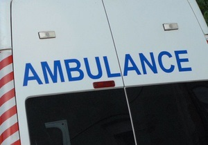 В Черновицкой области столкнулась электричка и автобус, есть пострадавшие