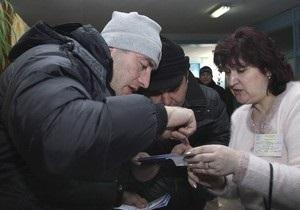 Грузинского журналиста, прилетевшего на выборы, не пустили в Украину