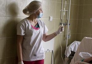 Отравление в Луганской области: в больнице остаются еще 37 гимназистов