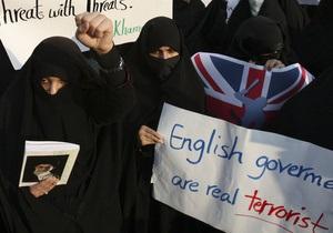 МИД Украины отреагировал на захват посольства Великобритании в Тегеране