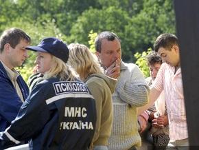 Умер водитель грузовика, врезавшегося в автобус с паломниками во Львове