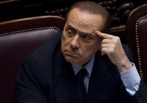 Берлускони рассказал, как ударился головой, поскользнувшись в ванной