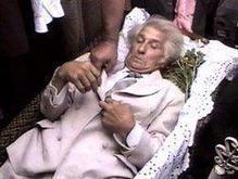 Чилиец проснулся на собственных похоронах