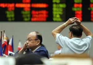 Украинский фондовый рынок вновь рухнул