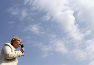 Тимошенко: Если Янукович срочно не включится в подготовку весенне-полевых работ, страну ждет голод
