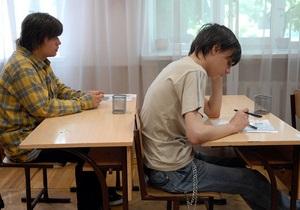Через три года в Украине может появиться ВНО для выпускников девятых классов